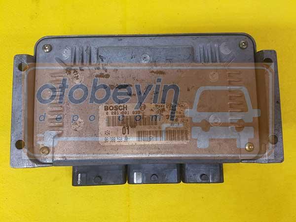 Citroen Saxo Peugeot 106 Motor Beyni 9630059880 0281001839