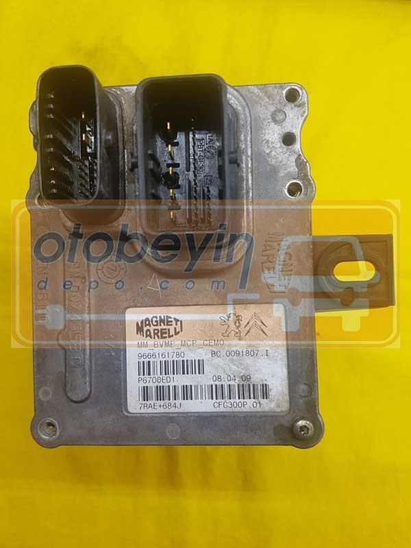 CITROEN C4 C4 Picasso 1.6 HDi 9666161780 MM BVMP MCP CEM0