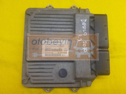 Fiat Doblo SDE EU4 75HP Cargo 51875904 MJD6F3-D4 HW04X 3554 D492