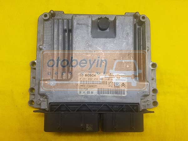 Peugeot PARTNER 2008 208 HDi 1.6 0281032456 9814182680 EDC17C60