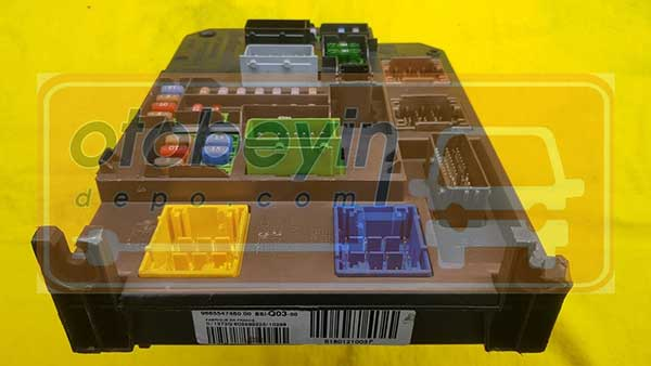 CİTROEN C4 9665547480 00 A2C32427600 S180121003H BSI Q03